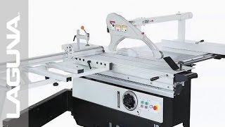 Woodworking - Laguna Tools Panelsaw - P12-5