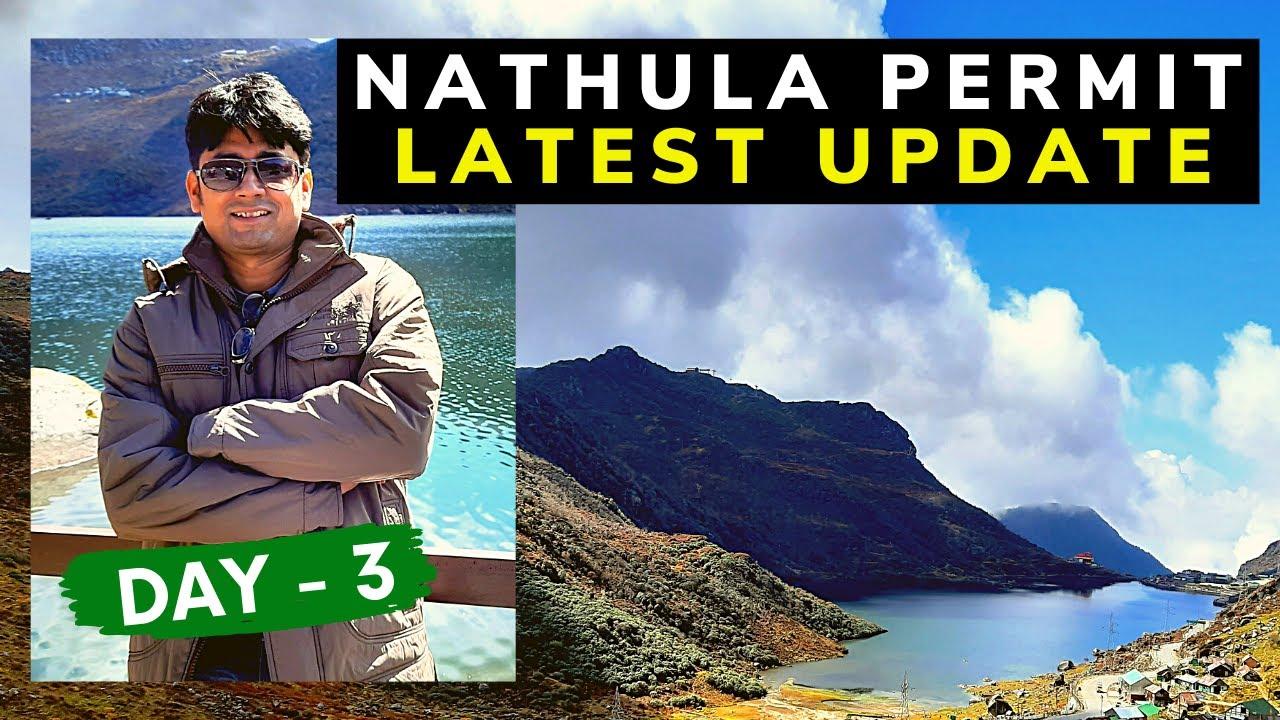 Changu Lake (Tsomgo)   Nathula Pass   New Baba Mandir   Gangtok Tour   Day - 3