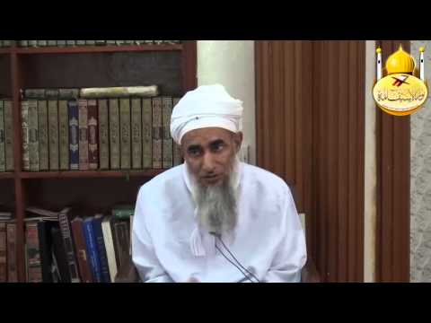 تفسير سورة المائدة الآية 92 الشيخ سالم الراشدي