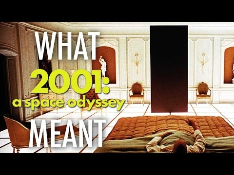 2001: A Space Odyssey - What it all Meant