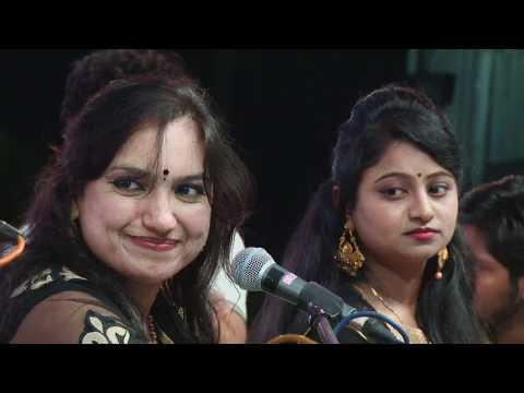Sangita Labdiya With Alpa Patel And Dewangi Patel Jugal Bandhi Dayro