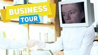 PLAGA KOMPUTER PRZEWALA HAJS NA GŁUPOTY! | Business Tour [#35] (With: Diabeuu, Dobrodziej, Plaga)