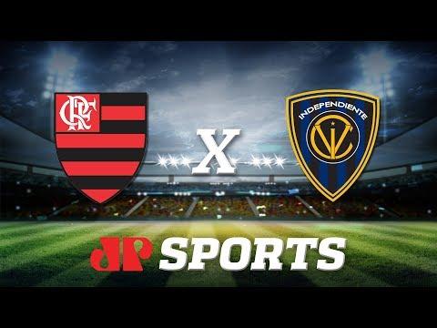 AO VIVO - Flamengo x Independiente Del Valle - 26/02/20 - Recopa - Futebol JP