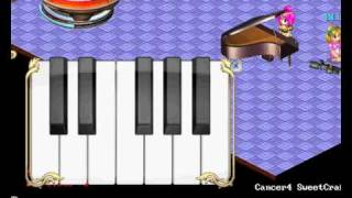 WONDERLAND ONLINE-Piano Lessons♫♫♫  By SweetCrafter ♫♫♫