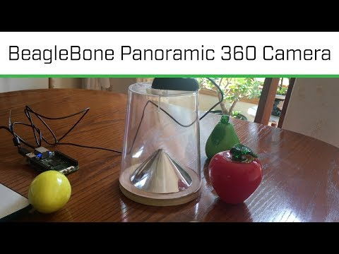 BeagleBone 360 Panoramic Camera Tutorial