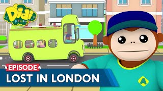 Lost In London   Nursery Rhymes & Song For Kids   Didi & Friends English