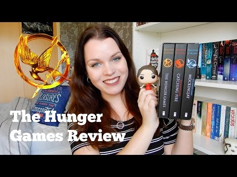The Hunger Games Trilogy || Review & Discussion Video (SPOILERS)