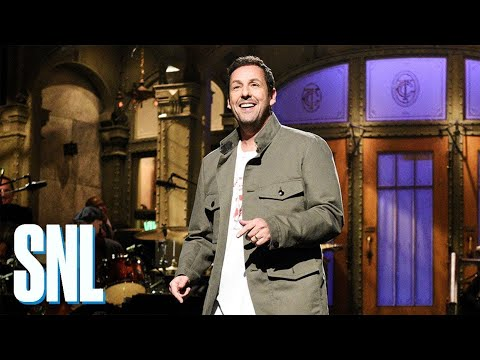 """Adam Sandler's """"I Was Fired"""" Monologue - SNL"""