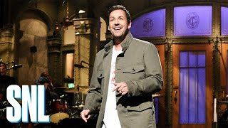 Adam Sandler sings a song about getting fired from Saturday Night Live with some help from Chris Rock and Pete Davidson. #SNL #AdamSandler ...