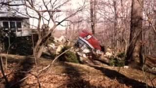 Images of Avianca Flight 52 accident