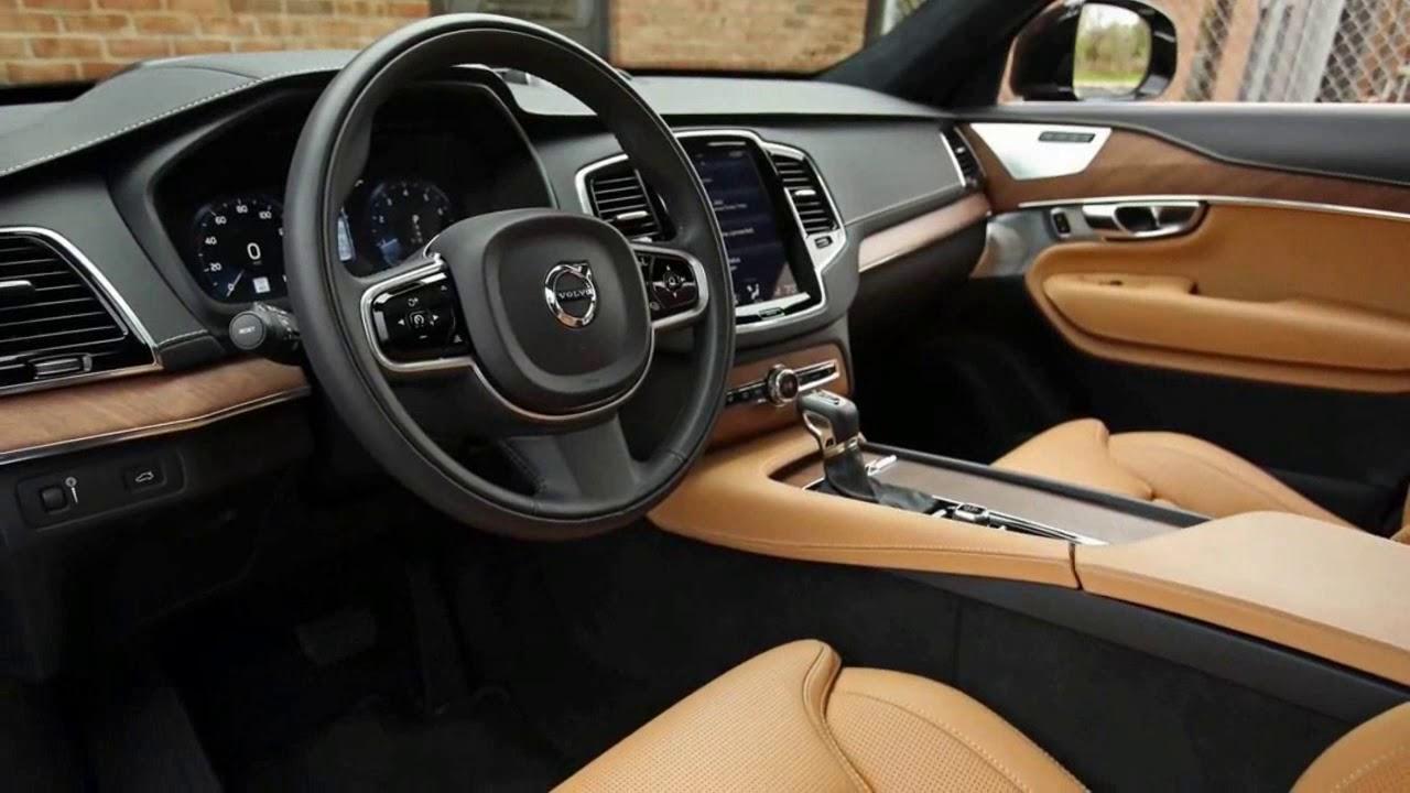 2018 volvo xc90 interior  price  features full review