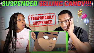 "Young Don The Sauce God ""Getting Suspended In High School"" REACTION!!!"