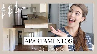 Viendo apartamentos en Los Angeles | Tours, precios y ubicación
