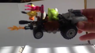 Lego the angry birds movie piggy car escape set review