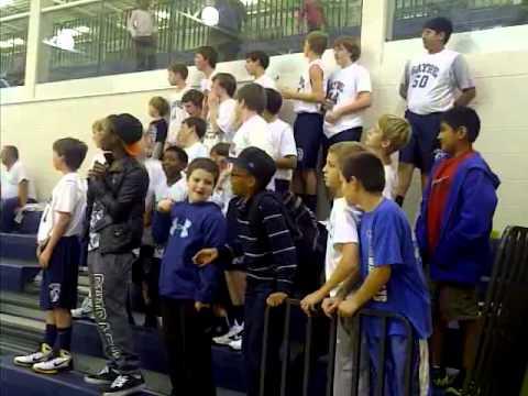 Sayre Middle School basketball vs. Australian All Stars
