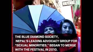 Nepal Hindu Festival Honoring Cow Celebrates Transgender Culture