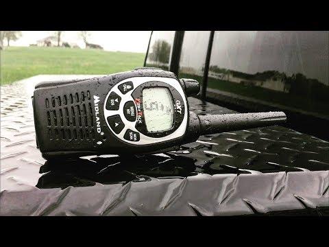 Midland Two-way Radio GXT1000VP4