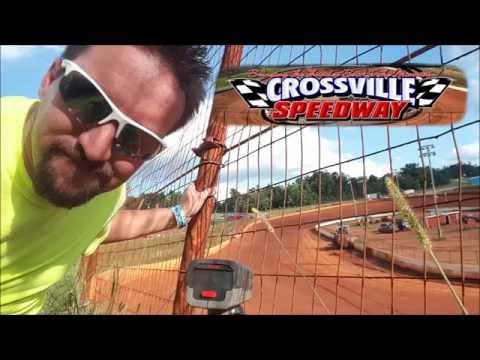 #92 Mathew Hopper Open Wheel - 9-2-16 - Crossville Speedway