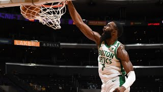 Jaylen Brown 40 Points vs Lakers! Celtics 5 Game Streak! 2020-21 NBA Season