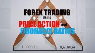 Forex Trading: Using Price Action & Fibonacci Ratios