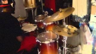 Pharrell Williams-Happy(Drum Cover) Patrick Williams II
