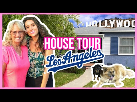 Inside Dear Alyne's Childhood Home in LA  ft. My Mom and the dogs!