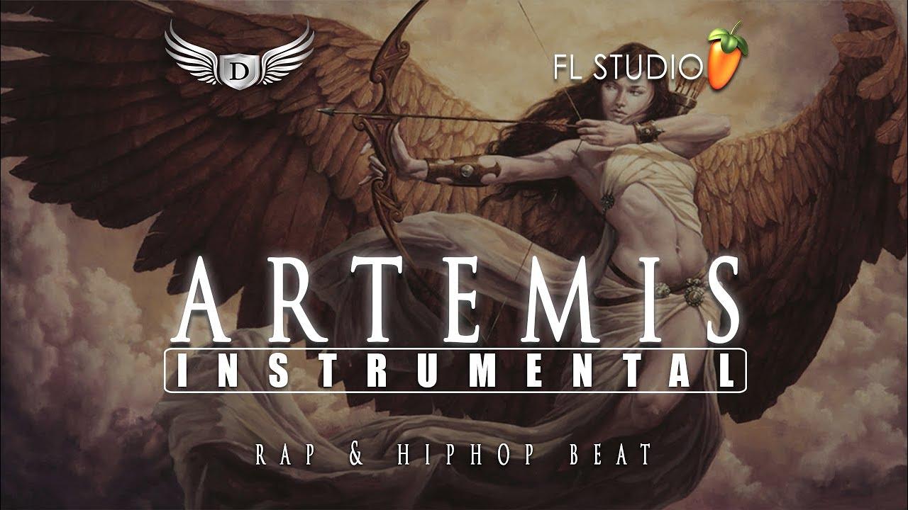 Epic Orchestral BEAT HIPHOP RAP INSTRUMENTAL - Artemis (FIFTY VINC Collab)