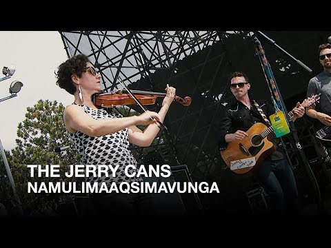 The Jerry Cans | Namulimaaqsimavunga | CBC Music Festival