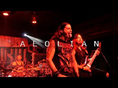 IMMORTAL GUARDIAN - Aeolian (Official Music Video)