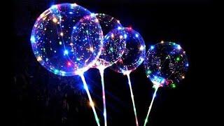 We Tried It: BOBO LED Balloons