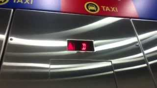 Schindler Traction Parking Elevators By Target At The Sky View Center Mall In Flushing NYC