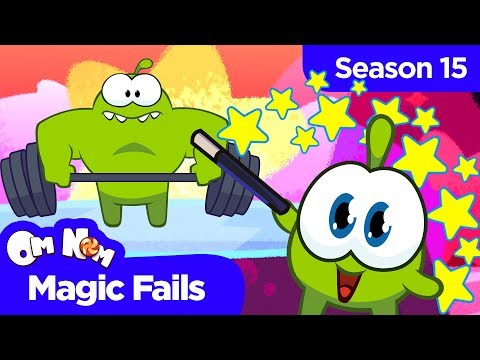 Om Nom Stories: Nibble-Nom - Magic Fails (Season 15)