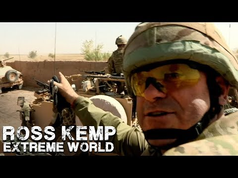 Ross Encounters a Taliban Sniper in Afghanistan | Ross Kemp Extreme World