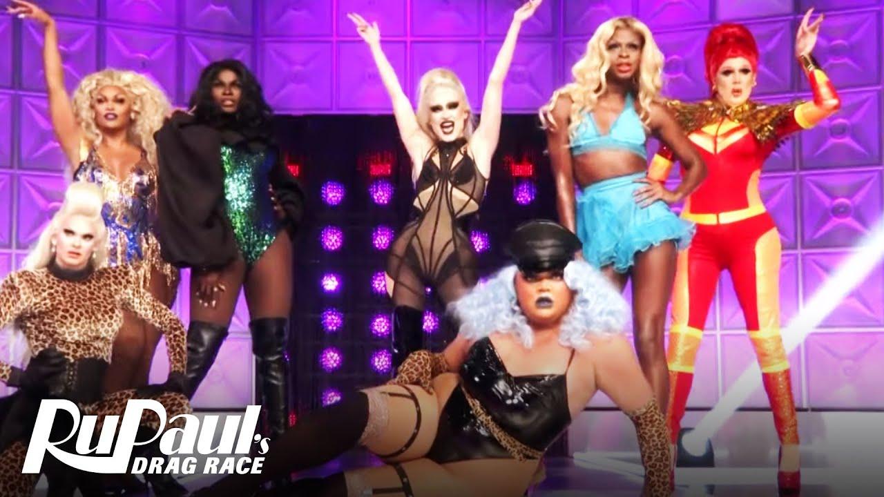 Download The Queens Perform 'Condragulations' | RuPaul's Drag Race