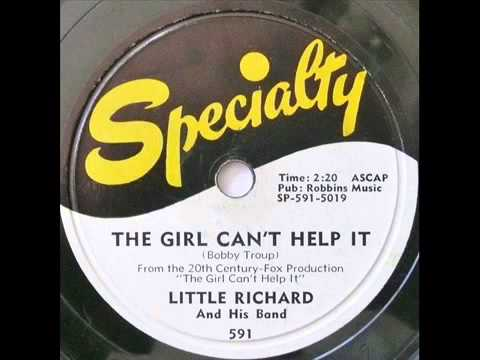 Little Richard  The Girl Cant Help It 1956