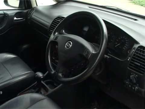 Guru Test Car Chevrolet Zafira Youtube