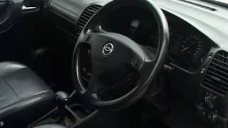 Guru Test Car Chevrolet Zafira