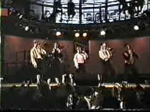NSYNC Performance- Tell Me That I'm Dreaming
