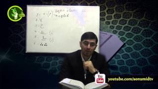 Haci Ilkin Quran dersi Tecvid Vəqfin növləri