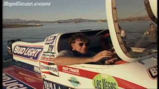 G Force In A Boat? | Jeremy Clarkson's Extreme Machines | Top Gear