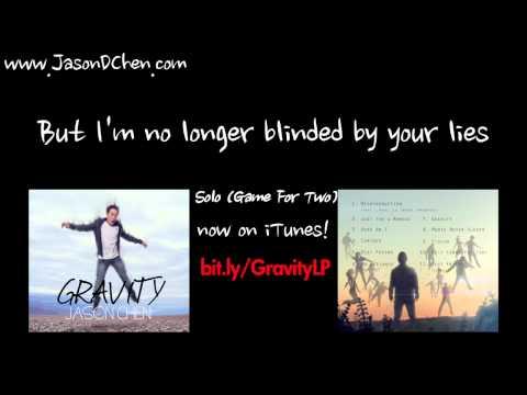 Solo - (Official Lyric Video) Jason Chen Original