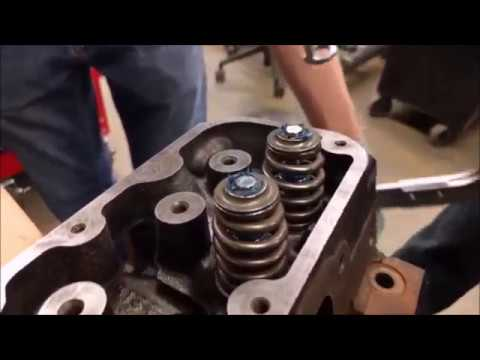 How to install valve springs & keepers quickly, with less frustration