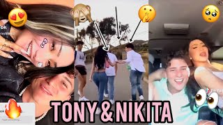 Tony Lopez & Nikita Dragun Best Moments💓