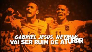 MC Nego Blue - É Gol (Lyric Video) DJ Marcelinho