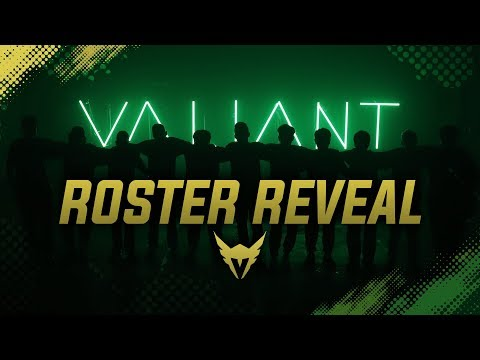 Los Angeles Valiant Roster Reveal