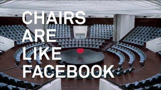 Chairs Are Like Facebook! (commercial Dub)