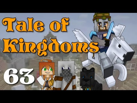 "Minecraft Tale of Kingdoms E63 ""Gainful Employment"" (Silly Role-play)"