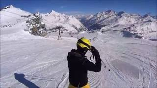 Skiing in Switzerland - Skiing in Switzerland - Zermatt, Matterhorn (HD)