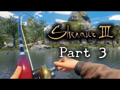 It All Comes Down To Fishing | Aris Plays Shenmue III: Part 3