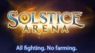 Game Play Caverao Avenger - Solstice Arena ( MOBA ) - Apresentação do Jogo ( Português PT - BR )